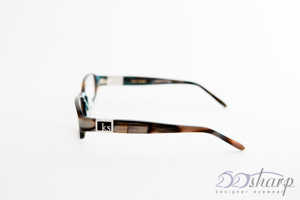 Kate Spade Florence Eyeglasses Frames : KATE SPADE Eyeglasses-FLORENCE 0IC8 Abalone Abalone eBay