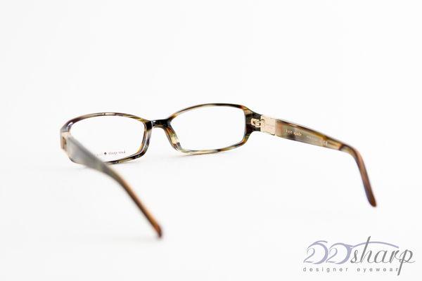 Kate Spade Florence Eyeglasses Frames : KATE SPADE Eyeglasses-FLORENCE 0SVF Horn Horn eBay