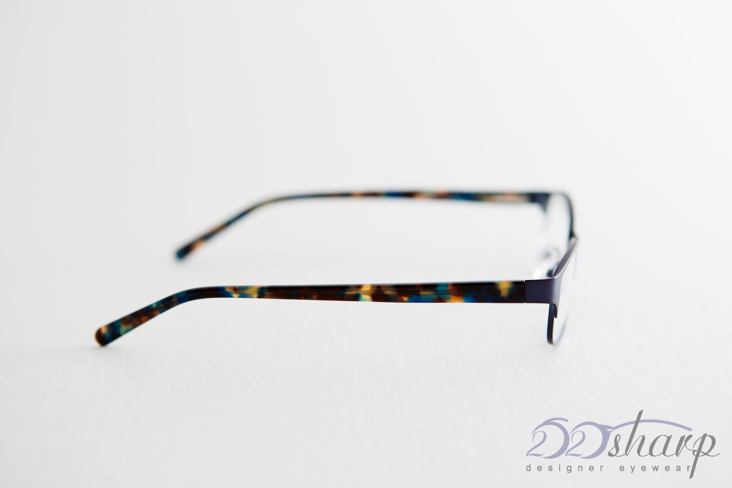 Banana Republic Eyeglasses-BR Deidra QZ7 Navy blue-marble ...