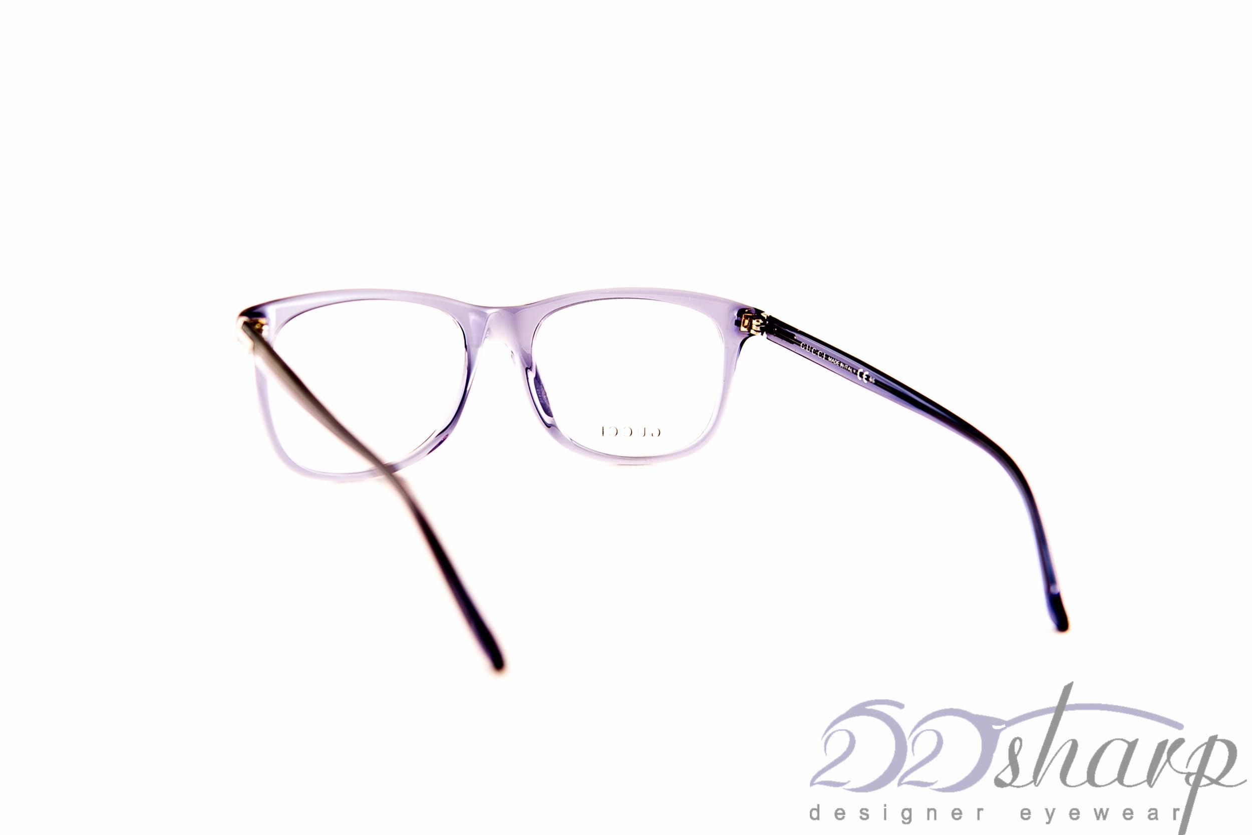 Big Blue Glasses Frames : Gucci Eyeglasses-GG 1037 GLI Blue eBay