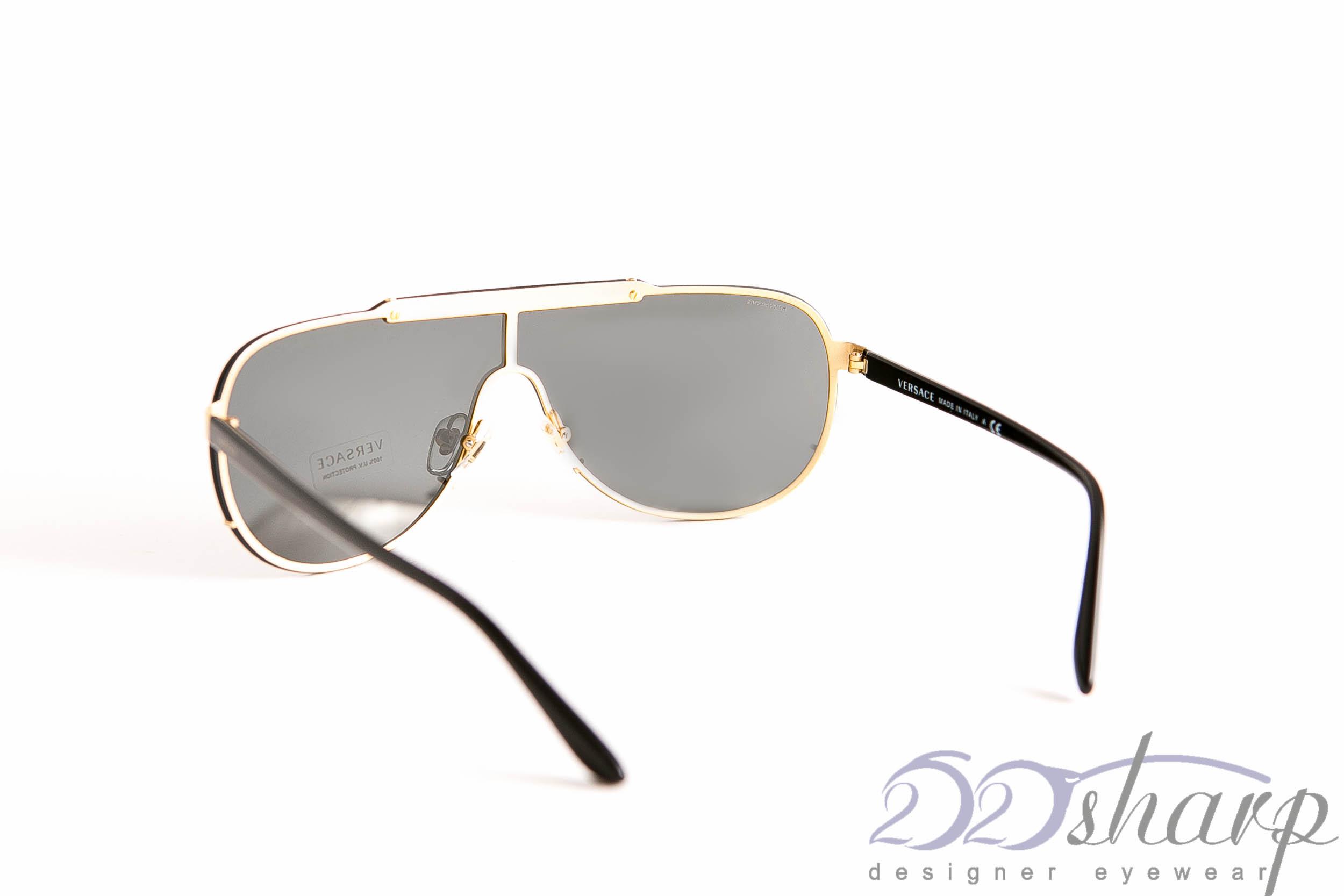 Glasses Frames You Can Sleep In : Versace Eyeglasses Versace 2140 1002 87 135 Gold 40 01 135 ...